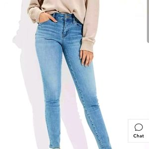 ❤ American Eagle Outfitters Jeans Skinny Stretch